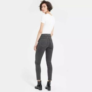 NEW SAMPLE Everlane The High Rise Skinny Jeans